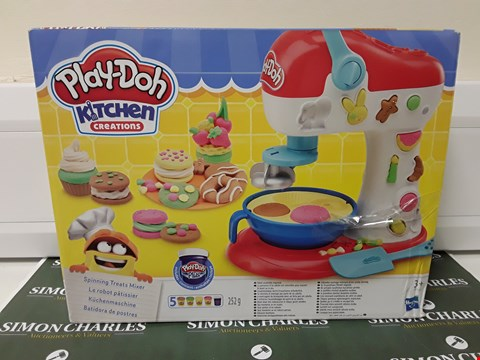 Lot 1416 BOXED PLAY-DOH KITCHEN CREATIONS