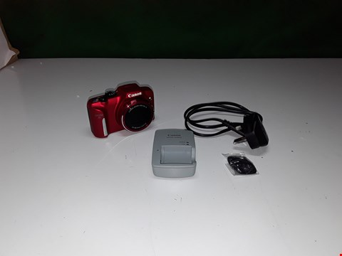 Lot 275 CANON SX170 IS CAMERA (NO BATTERY)