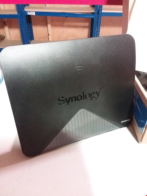 Lot 12066 SYNOLOGY MR2200AC WIRELESS ROUTER