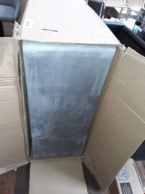 Lot 7033 BOXED DESIGNER 90CM SINGLE DIVAN BASE