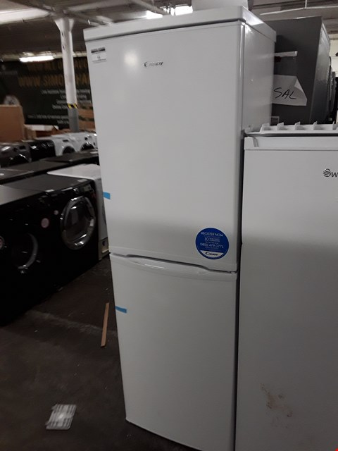Lot 48 CANDY CSC1745WE/P 50/50 FRIDGE FREEZER IN WHITE