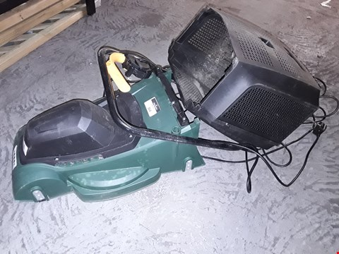 Lot 364 UNBOXED CSB11 CORDED LAWNMOWER