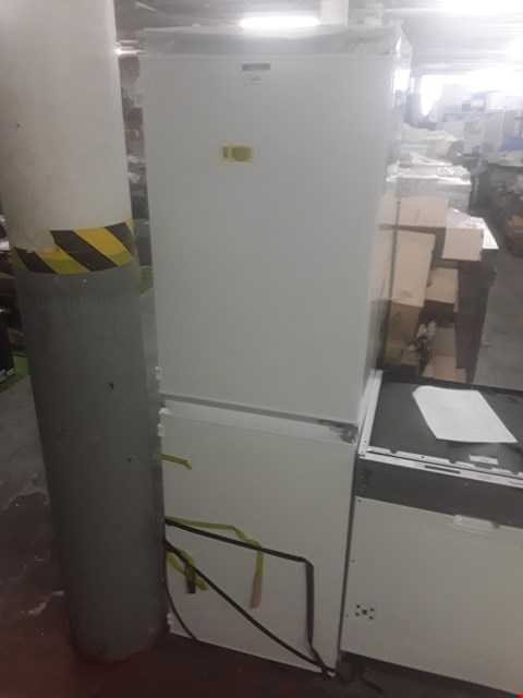 Lot 345 CATA INTEGRATED FRIDGE FREEZER  RRP £398