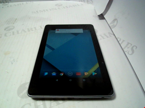 Lot 6168 ASUS NEXUS 7 ANDROID TABLET