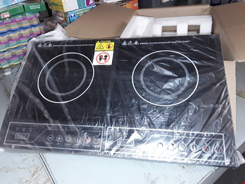 Lot 2176 2 HOB INDUCTION COOKER