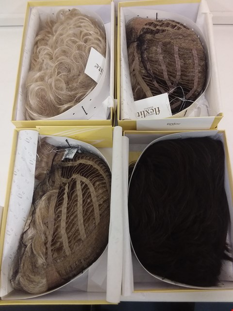 Lot 582 LOT OF 4 ASSORTED WIGS