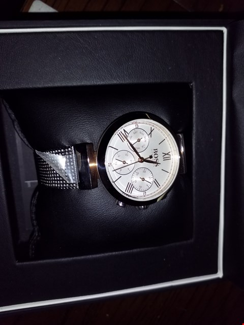 Lot 9262 HUGO BOSS LADIES SPORT CLASSIC WRISTWATCH  RRP £259.00