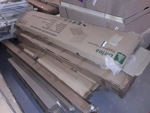 Lot 2027 PALLET OF ASSORTED FLAT PACK FURNITURE PARTS
