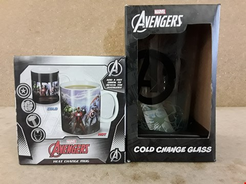 Lot 309 2 BRAND NEW BOXED AVENGERS ITEMS