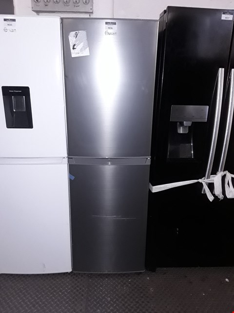 Lot 9036 SWAN SILVER 50/50 FRIDGE FREEZER