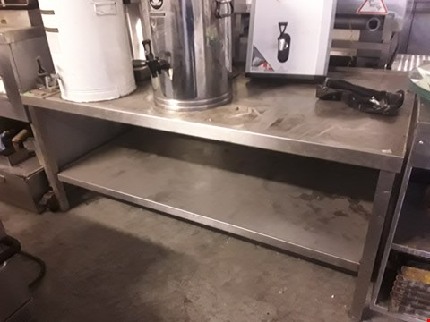 Lot 46 TWO TIER WORK UNIT