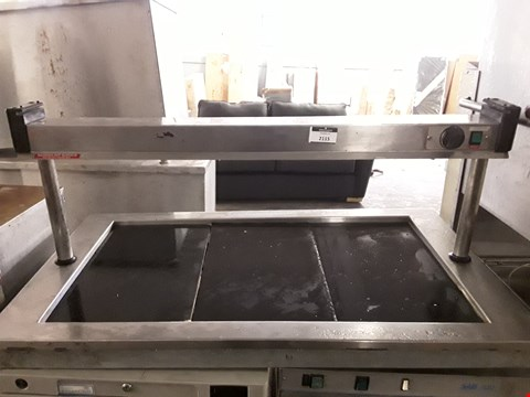 Lot 2115 MOFFATT DROP IN CARVERY HOTPLATE