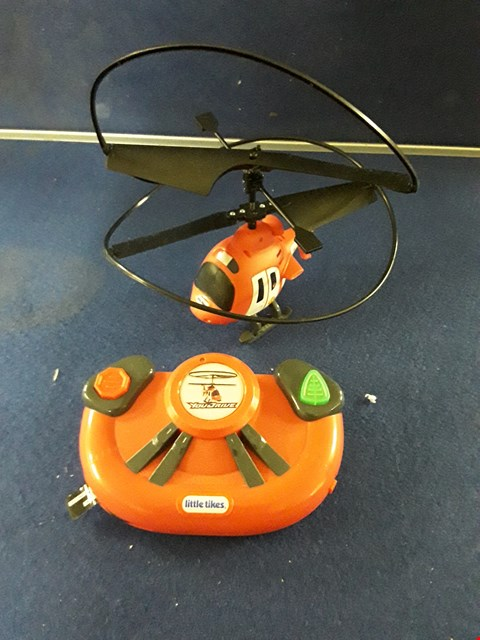 Lot 8698 LITTLE TIKES YOU DRIVE RESCUE COPTER