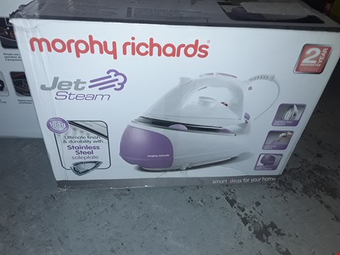 Lot 12631 MORPHY RICHARDS JET STEAM IRON
