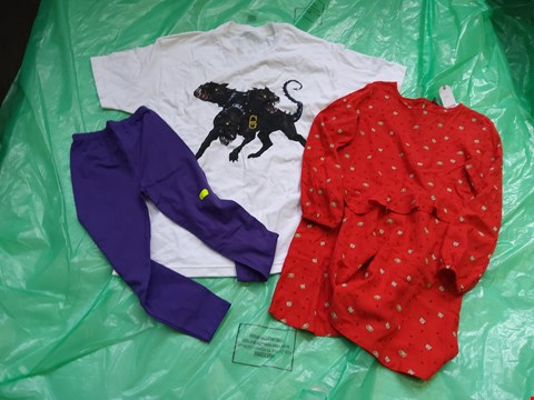 Lot 6103 APPROXIMATELY 20 ITEMS OF ASSORTED DESIGNER CLOTHING