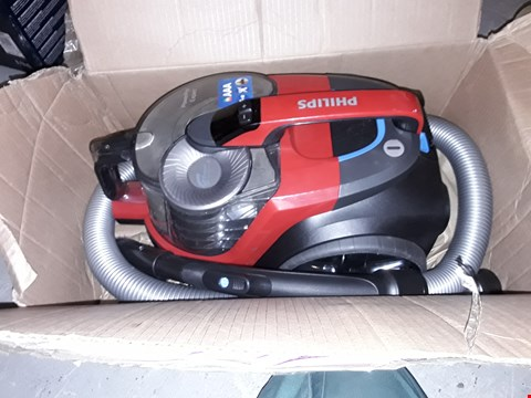 Lot 12738 PHILIPS FC9729/69 POWERPRO EXPERT BAGLESS VACUUM CLEANER WITH ALLERGY FILTER, 650 W, 2 LITERS