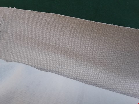 Lot 2080 ROLL OF HARBOUR 48 NATURAL FIRE RETARDANT MATERIAL APPROXIMATELY 140cm × 6M