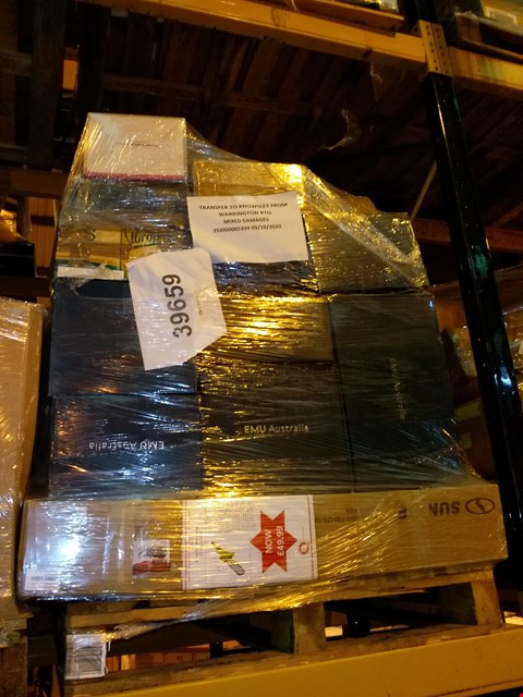 Lot 6045 PALLET OF APPROXIMATELY ASSORTED ITEMS TO INCLUDE: