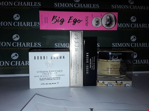 Lot 38 LOT OF 5 ASSORTED MAKE UP PRODUCTS INCLUDING BOBBI BROWN