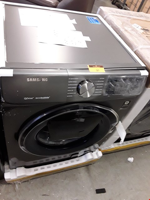 Lot 97 SAMSUNG WW90M645OPOEU QUICKDRIVE WASHING MACHINE  RRP £1559.99