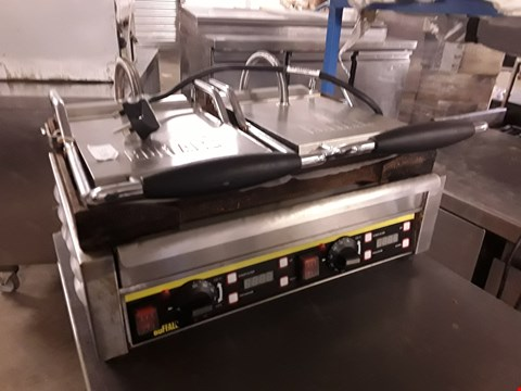 Lot 15079 BUFFALO L553-B DOUBLE CONTACT GRILL