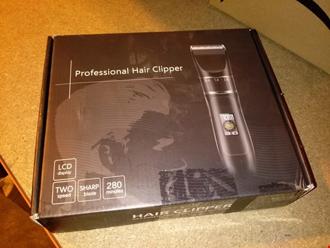 Lot 6900 PROFESSIONAL HAIR CLIPPERS