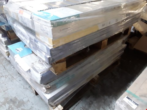 Lot 3003 TWO PALLETS OF ASSORTED LAMINATE FLOORING
