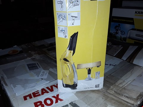 Lot 12528 KARCHER WV2 PLUS WINDOW VAC