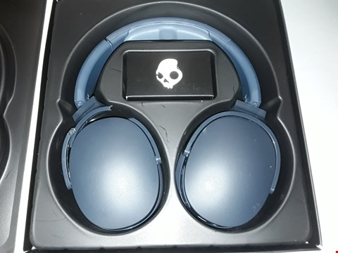 Lot 5100 SKULLCANDY HESH 3 BLUETOOTH WIRELESS OVER-EAR HEADPHONES