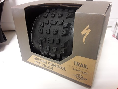 Lot 4311 BOXED GRIPTON GROUND CONTROL GRID TYRE 29 × 2.3