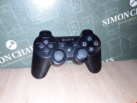 Lot 8241 UNBOXED PLAYSTATION 3 DUAL SHOCK CONTROLLER