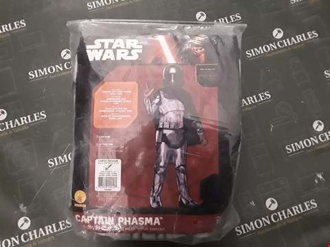 Lot 12198 STAR WARS CAPTAIN PHASMA COSTUME- CHILD
