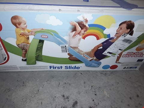 Lot 2399 BOXED LITTLE TIKES MY FIRST SLIDE RRP £45.00