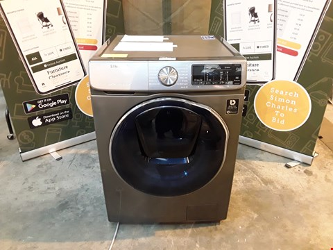Lot 9029 SAMSUNG WD90N645OOX/EU 9KG WASH, 5KG DRY, 1400 SPIN QUICKDRIVE WASHER DRYER WITH ADDWASH- GRAPHITE RRP £949.00