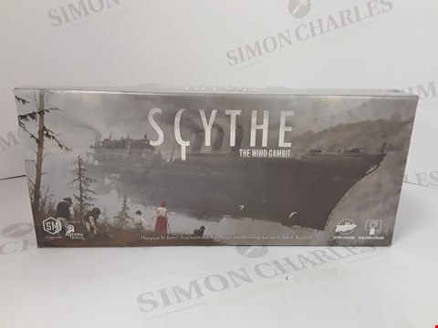 Lot 7179 BOXED SEALED SCYTHE THE WIND GAMBIT