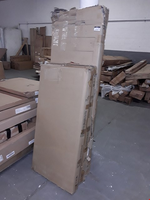 Lot 12092 3 BOXES OF ASSORTED FLATPACK FURNITURE