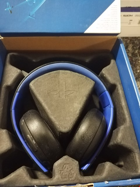Lot 7338 OFFICIAL SONY WIRELESS STEREO HEADSET 2.0  RRP £115