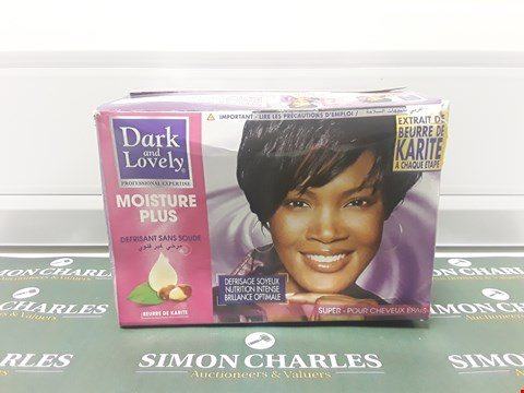 Lot 170 BOXED DARK AND LOVELY MOISTURE PLUS