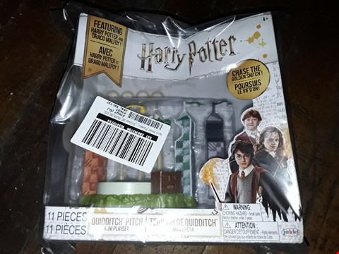 Lot 5077 HARRY POTTER OLLIVANDER'S WAND SHOP PLAYSET RRP £24.99