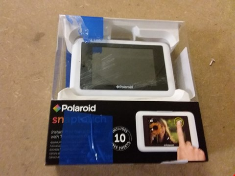 Lot 1039 POLAROID SNAP TOUCH CAMERA