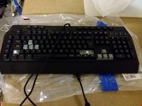 Lot 31 AMAZONBASICS MECHANICAL FEEL GAMING KEYBOARD