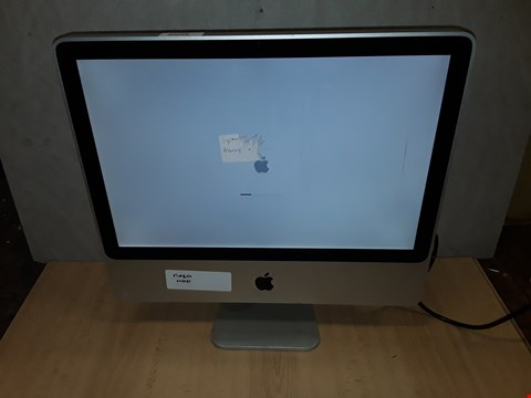 Lot 1003 APPLE IMAC ALL-IN-ONE DESKTOP COMPUTER - A1224