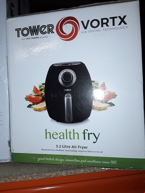 Lot 298 TOWER HEALTH FRY 3.2L AIR FRYER