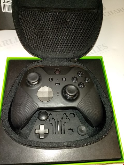 Lot 17536 XBOX ELITE WIRELESS CONTROLLER SERIES 2