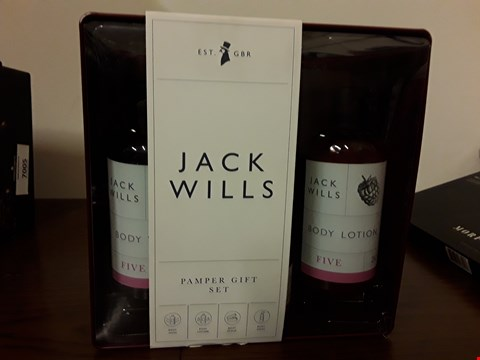 Lot 7006 NOXED JACKS WILLS PAMPER GIFT SET