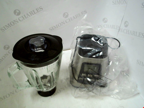 Lot 5172 PRINCESS 212071 BLENDER, STAINLESS STEEL, 1000 W, SILVER AND BLACK