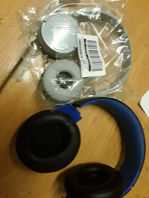 Lot 164 SONY WIRELESS STEREO HEADPHONES AND SONY BLUETOOTH HEADPHONES  RRP £189