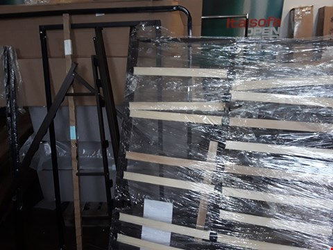 Lot 2189 LOT OF ASSORTED OTTOMAN BED FRAME PARTS