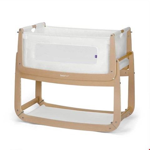 Lot 2085 BOXED GRADE 1 SNUZPOD BEDSIDE CRIB ( 1 BOX )