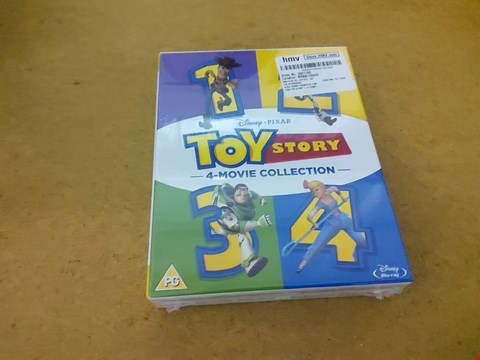 Lot 2580 DISNEY PIXAR TOY STORY 4 MOVIE COLLECTION